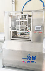 5L / 20L Aseptic Bag Filling Machine , Aseptic Bag In Box Filler Long Life